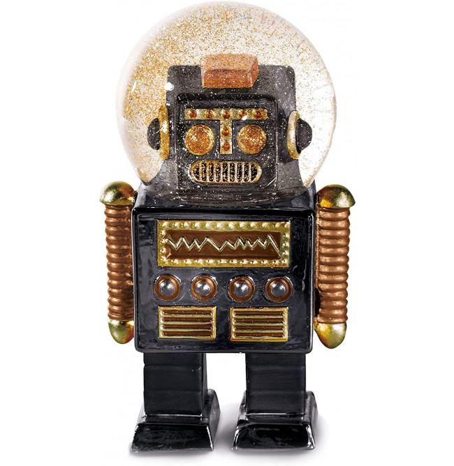 ROBOT SFERA GLITTER