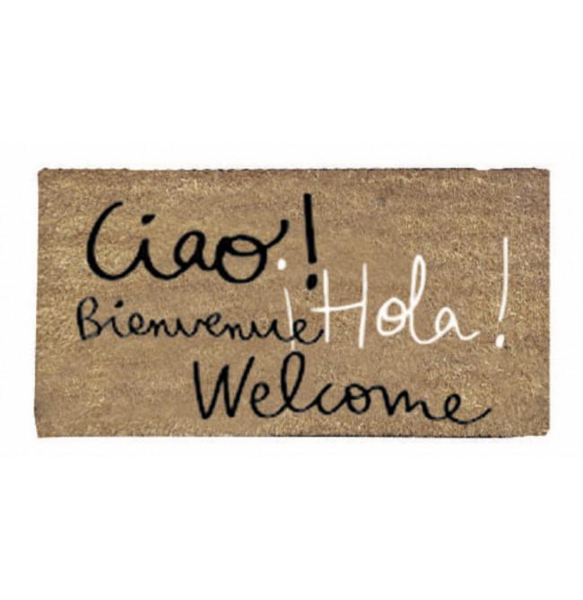 ZERBINO CIAO-WELCOME
