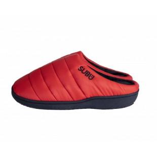 PANTOFOLE SUBU RED