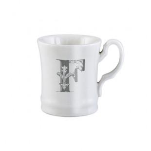 TAZZINA CAFFE' LETTERA F