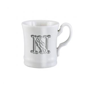 TAZZINA CAFFE' LETTERA N