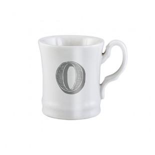 TAZZINA CAFFE' LETTERA O