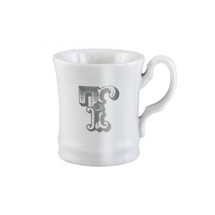 TAZZINA CAFFE' LETTERA T