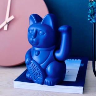 LUCKY CAT DARK BLUE