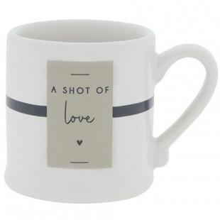 TAZZINA CAFFE' A SHOT OF LOVE