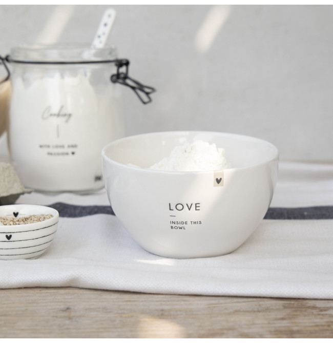 COPPETTA LOVE INSIDE THIS BOWL
